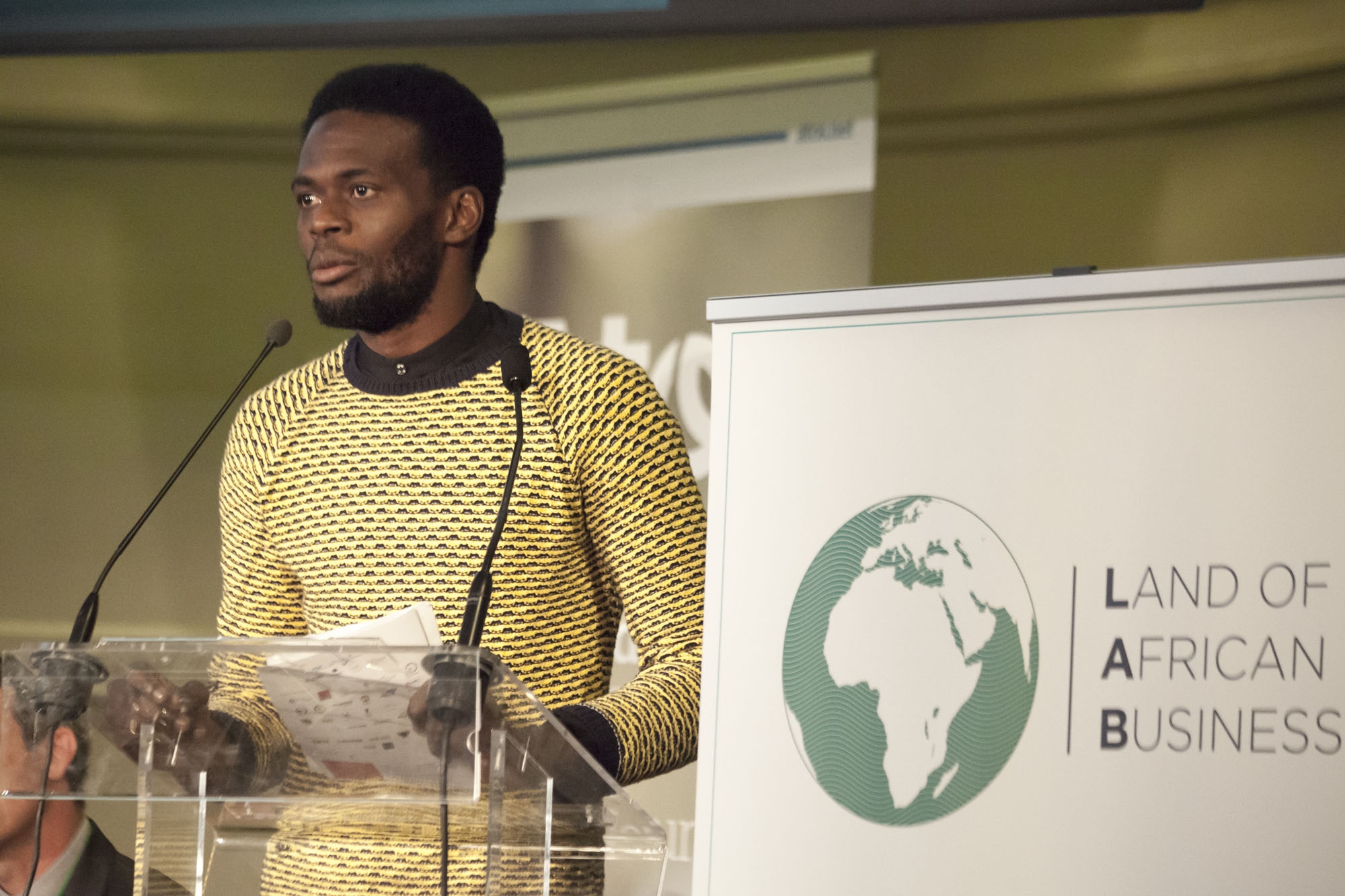 Sénamé Koffi Agbodjinou – founder of L'Africaine d'Architecture and WoeLab