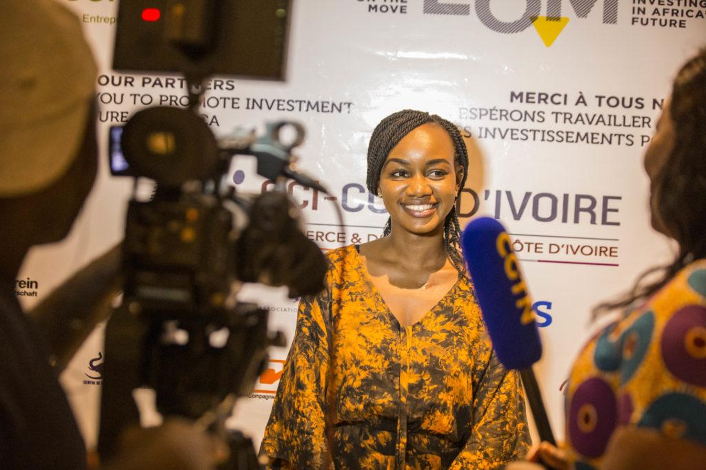 Mariam Cissé, fondatrice de Sanzara