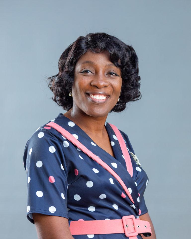 Dr Mercy BANKOLE - Nigeria