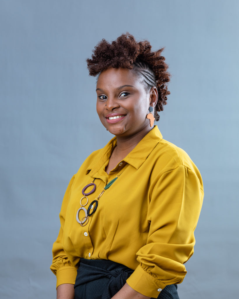 Georgina NYAWO - Zimbabwe